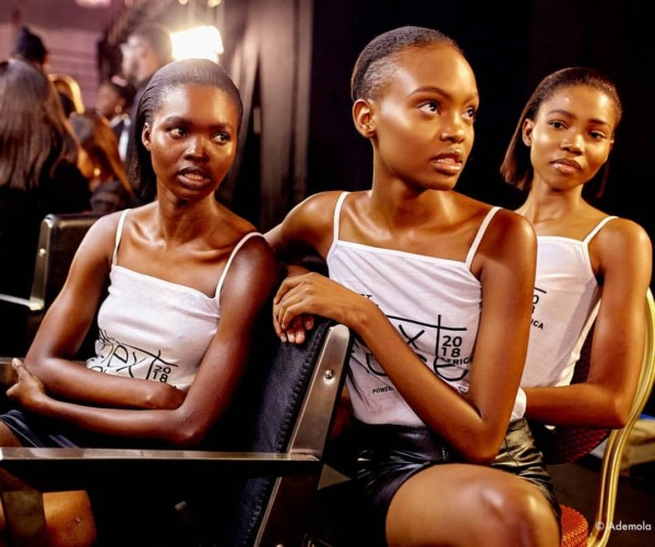 Next Face Africa Competition