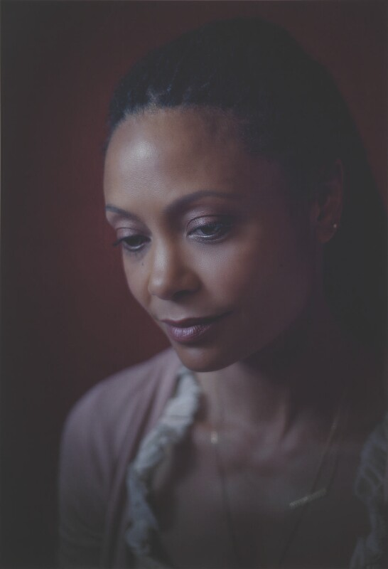 Thandie Newton by Simon Frederick
